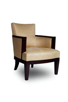 Ming Club Chair by Jiun Ho