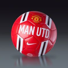(W) Nike Manchester United Skills Ball   SOCCER.COM