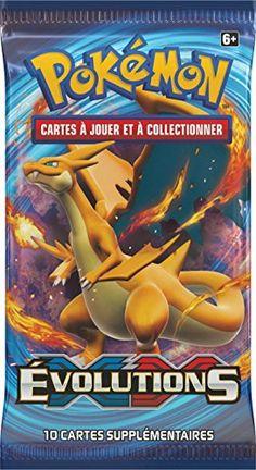 Pokémon – XY12 – Evolutions: 10 cartes Age minimum : 6 à 18 ans A partir de un joueur Cet article Pokémon – XY12 – Evolutions est apparu en…