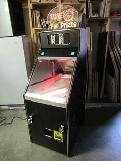 At http://www.timeforprizes.com you can get the strongest, over engineered and reliable coin pusher on the market. All of the cabinets are built in house using the latest state of the art CAD software and CNC equipment to provide you with a over engineered and over built machine. Visit the site to learn more.