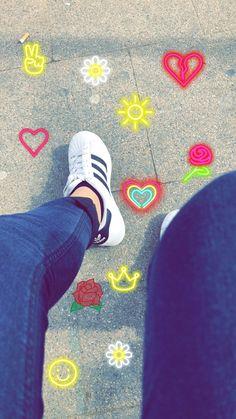 #Snapchat #Adidas