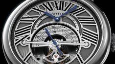 Rotonde de Cartier Astrorégulateur