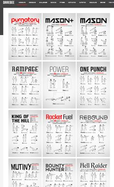 Download best workouts pdf for free ( 5 books ) - Download any pdf