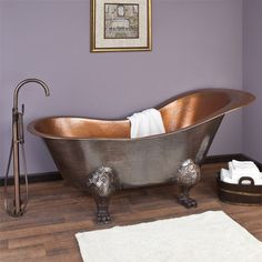 Kingston Brass KB66.AX Vintage Tub and Shower Trim with Single ...