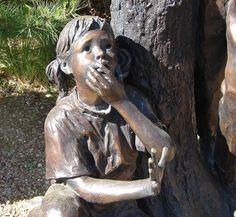 Glenna Goodacre Sculpture by veesees, via Flickr