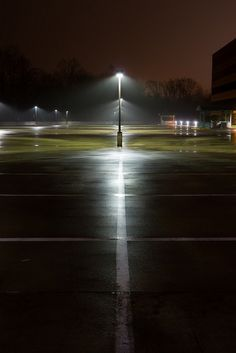 Photography By Andreas Levers CG Pinterest Photography - City streets glow in eerie night time photographs by andreas levers