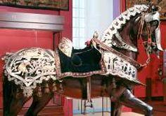 horse armor | maximilian I horse armor Learn about #HorseHealth #HorseColic http://www.loveyour.horse