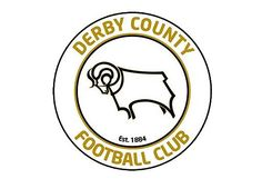 Derby Excited For Man United Challenge = Derby County takes on Manchester United in the fourth round of the FA Cup. Manager Paul Clement says that the Rams are up for the challenge..... Football Team Logos, Soccer Logo, Sports Team Logos, England Football, Football Soccer, Sports Teams, Derby Football, Soccer Teams, Soccer Players