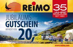 Reimo feiert 35 jähriges Jubiläum - Feiern Sie mit - http://blog.reimo.com/reimo-feiert-35-jaehriges-jubilaeum-feiern-sie-mit/