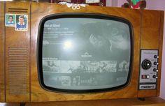 Televizorul prietenului din copilărie... Box Tv, Electronics, Comfort Zone, Consumer Electronics