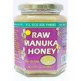 Raw Wildflower Honey, Manuka Honey and Royal Jelly