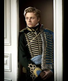 Count Nikolai Rostov (Jack Lowden) of War & Peace Great Comet Of 1812, The Great Comet, War And Peace Bbc, Jack Lowden, Lily James, Period Outfit, Imperial Russia, Movie Costumes, Costume Design