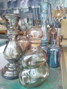 Colección de vidrios color ambar para exteriores e interiores.  ·Santa Engracia 111