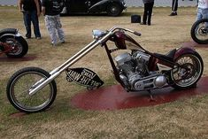 Hogtech – – The Best of the Web on Two Wheels Choppers For Sale, Custom Choppers, Custom Motorcycles, Cars And Motorcycles, Old School Chopper, Chopper Motorcycle, Kustom Kulture, Photos Of The Week, Cool Bikes