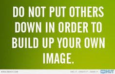 Image result for don't look down on others
