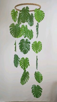 Diy Crafts Hacks, Home Crafts, Diy And Crafts, Diy Projects, Jungle Theme, Jungle Nursery, Jungle Party, Diy Flowers, Paper Flowers