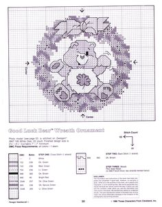 All Free Cross Stitch Charts | complete download of the book is available at the bottom of the ...
