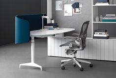 Locale - Sistema de mobiliarios para oficinas - Herman Miller