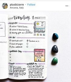 9 Gorgeous Daily Spread Ideas for Your Bullet Journal - Natalie Linda