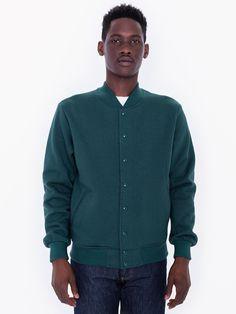 264de8b904d flex fleece club jacket American Apparel