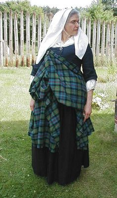 Sharon Ann Burnston Highland clothing