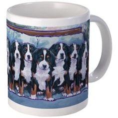 Swissies on a mug, shirt, whatever! Cafepress