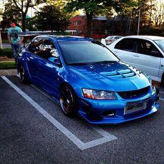 Mitsubishi - nice picture