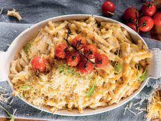 Uit die Huisgenoot toetskombuis:  Vierkaas-macaroni
