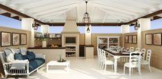 Terrazas de estilo translation missing: es.style.terrazas.mediterraneo de Rash_studio