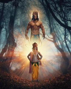 Lord Hanuman and Lord Rama Hanuman Images, Lord Krishna Images, Hanuman Ji Wallpapers, Shri Ram Wallpaper, Rama Lord, Lord Rama Images, Lord Shiva Painting, Krishna Painting, Hanuman Chalisa