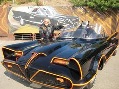 First Batmobile to be Sold at Auction