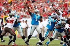NFC South Rivalry Buccaneers vs Panthers