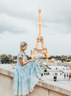 """Audrey Hepburn once said, """"Paris is always a good idea."""" We couldn't agree more, that is why we made Paris our second official stop on our first ever Barefoot B Paris Photography, World Photography, Travel Photography, Barefoot Blonde, European Summer, Oui Oui, Love Pictures, Travel Pictures, Beautiful World"""