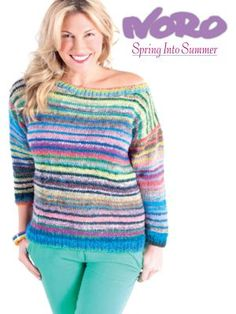 Noro Spring Into Summer at Laughing Hens