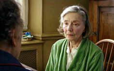 "BEST ACTRESS NOMINEE: Emmanuelle Riva for ""Amour""."