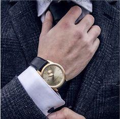 Larsson & Jennings -- Handmade Swiss Watch -- Classic