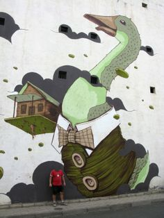 Muro - Graffiti and Street Art (3)  Barcelona