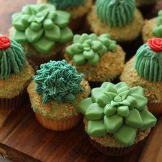 """Cupcakes """"naturales""""  nos encantan! Te animas a hacerlos?  #labioguia"""
