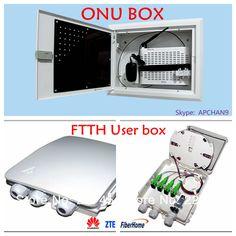 ONU BOX FTTH