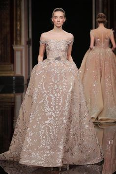 Ziad Nakad Haute Couture Spring Summer 2017 Colletion