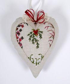 Coeur COLORIS hiver