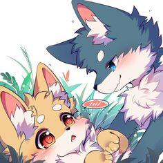 Furry Comic, You Are Cute, Anime Furry, Kawaii, Furry Drawing, Anthro Furry, Cute Characters, Furry Art, Anime Manga