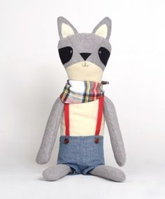 raccoon lovie
