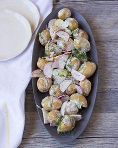 Spring Potato Salad — playin with my food