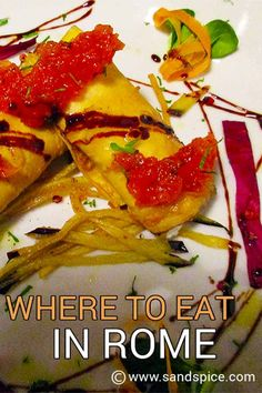 Rome Restaurants, Rome Italy, Gems, Ethnic Recipes, Kitchen, Photography, Travel, Food, Cooking