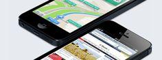 http://www.iphonophile.fr/wp-content/uploads/2012/09/Apple-iPhone-5-665.png -          Cest un sujet dont nous parlons régulièrement ces derniers mois, la nouvelle application Plans nest pas à la hauteur de la réputation dApple pour son perfectionnisme. Elle est pleine de bugs. Apple a même envoyé une lettre dexcuses aux clients... - http://www.iphonophile.fr/apple-commence-dameliorer-son-application-plans/