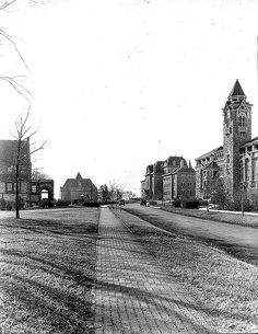 Campus by The University of Kansas Official Flickr Site, via Flickr