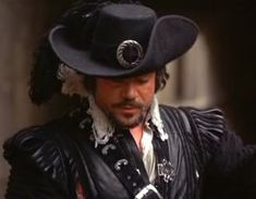 Hat - Oliver Reed - Three Musketeers - Athos