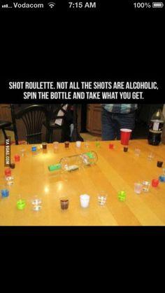 Fun drinking game!