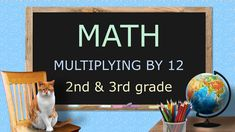 Multiplying by Multiplication flashcards. Second and third grade math. 4th Grade Math Worksheets, Third Grade Math, Math Multiplication, Sight Words, Old Things, Spelling, Counting, Homeschooling, Cards